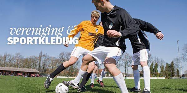 vereniging & sportkleding